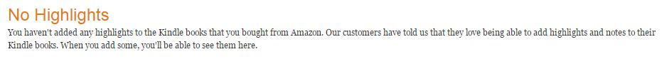 Amazon social norm example