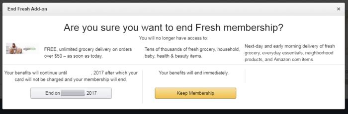 Amazon loss aversion example